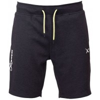 Pantaloni Scurti Matrix Minimal Black Marl Jogger Shorts