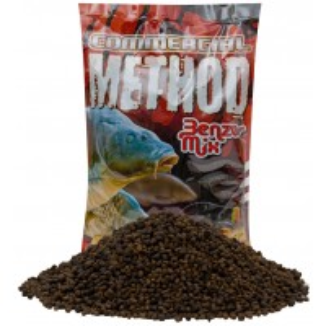 Micropelete Benzar Mix Method Pellet Mix, 800g