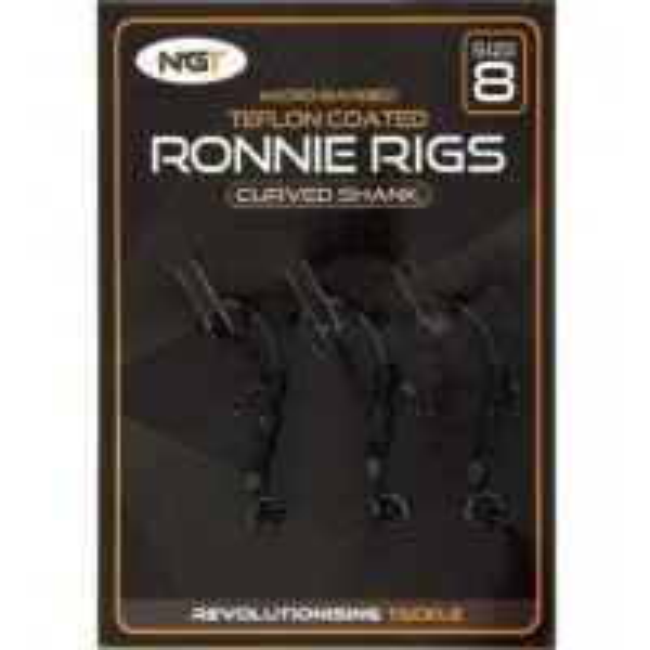 Montura NGT Ronnie Rig, 3buc/plic