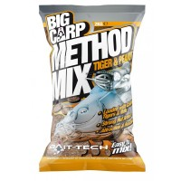 Nada Bait-Tech Big Carp Method Mix Tiger & Peanut 2kg