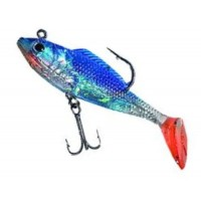 Naluca Jaxon Magic Fish TX-G, Culoare A, 6.5cm, 8g, 6buc/plic