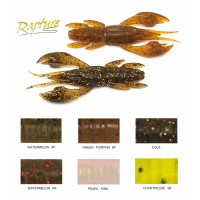 Naluca Rapture Crayfish, Watermelon RF, 5.3cm, 1.7g, 8bucplic