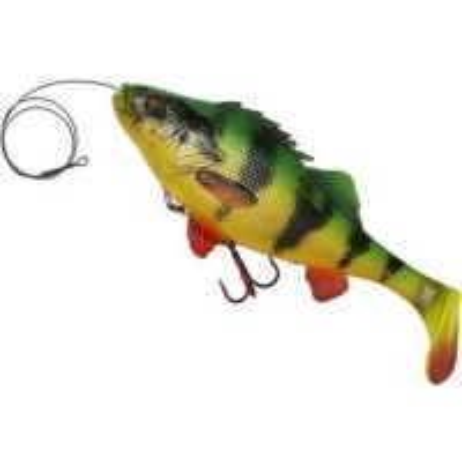Naluca Savage Gear Perch Shad, SS02, 12.5cm, 23g