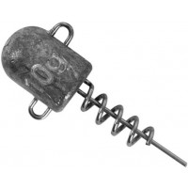 Cap de Jig Fox Rage CorkScrew Bullet Jig Heads, 3buc/plic