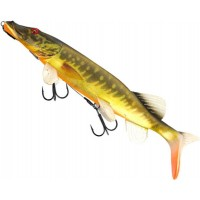 Swimbait Fox Rage Realistic Replicant Pike Shallow, Supernatural Hot Pike, 25cm