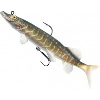 Swimbait Replicant® Fox Rage Realistic Pike, Super Natural, 20cm, 95g