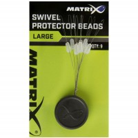 Opritor de Silicon Matrix Swivel Protector Rig Beads, 9buc/plic
