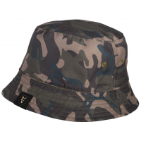 Palarie FOX KhakiCamo Reversible Bucket Hat