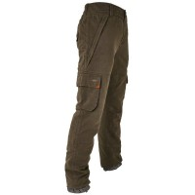 Pantaloni Lungi Blaser Padded Bernard MUD, Maro