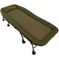 Pat Carp Spirit Magnum Air-Line Bed XL, 8 Picioare, 220x105x37cm