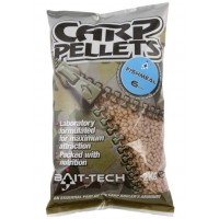Pelete Bait-Tech Fishmeal Carp Feeder, 2kg