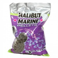 Pelete Bait-Tech Halibut Marine 900g
