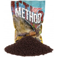 Pelete Benzar Mix Method, 2mm, 800g