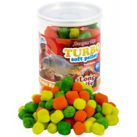 Pelete Benzar Mix Turbo Soft Long Life, 60g