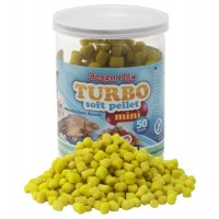 Pelete Benzar Mix Turbo Soft Mini, 50g