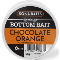 Pelete de Carlig Sonubaits Bottom Bait, Chocolate Orange, 60g