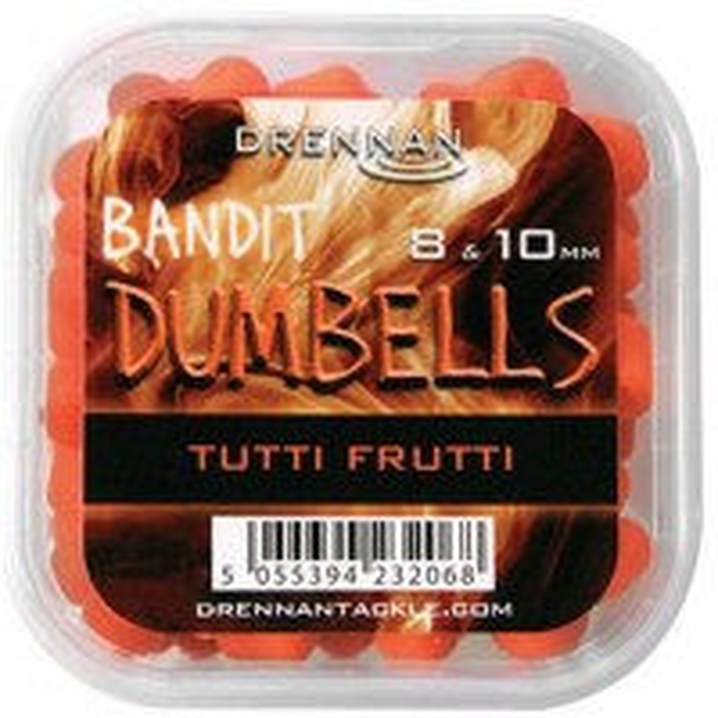 Pelete Drennan Bandit Dumbells, 8/10mm