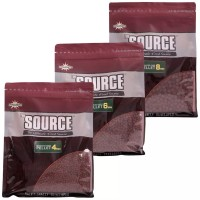 Pelete Dynamite Baits Source Feed, 900g