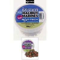 Mix de Pelete Gaurite Bait-Tech Halibut Marine, 300g
