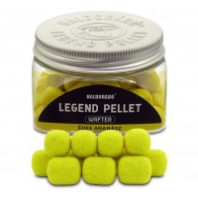 Pop Up Solubil Critic Echilibrate Haldorado Legend Pellet Wafter, 12mm&16mm, 50g