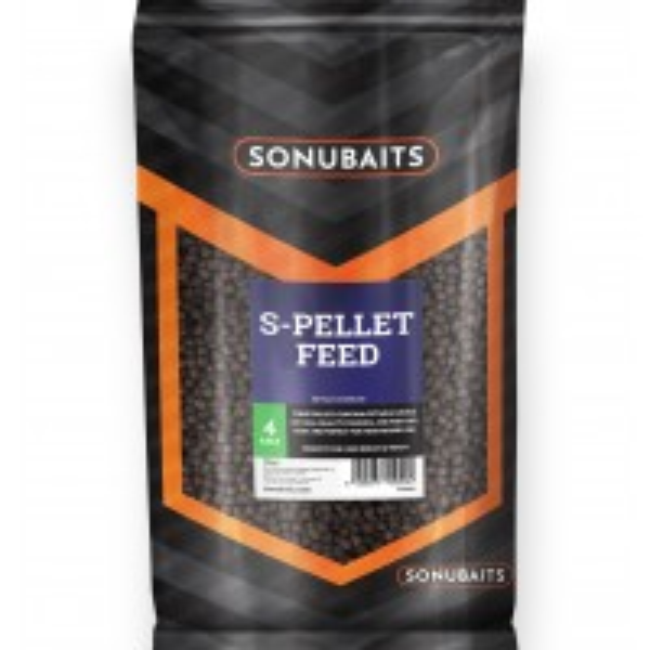 Pelete Sonubaits S-Pellet Feed, 900g