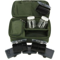 Penar NGT Complete Rigid Carp Rig Pouch System