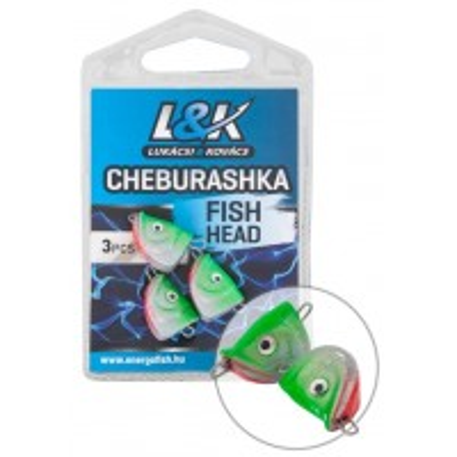 Plumb EnergoTeam L&K Cheburashka Fish Head