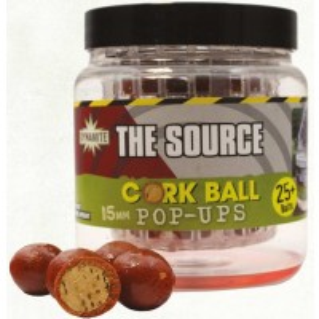 Pop-up Dynamite Baits Source Foodbait Cork Ball