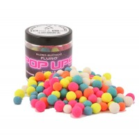 Pop-ups Bait-Tech Fluoro Hi-Viz 8 & 10mm, 125ml