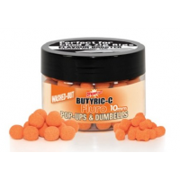 Pop-Ups & Dumbells Dynamite Baits Butyric-C Washed-Out Fluro Orange