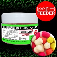 Pop Up Dumbells MG Special Carp Soft Feeder, 10mm, 40g