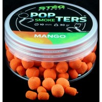 Pop Up & Dumbells Steg Smoke PopTers, 10mm & 6mm, 30g/borcan