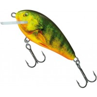 Vobler Salmo Butcher Floating, Culoare Supernatural Hot Perch, 5cm, 5g
