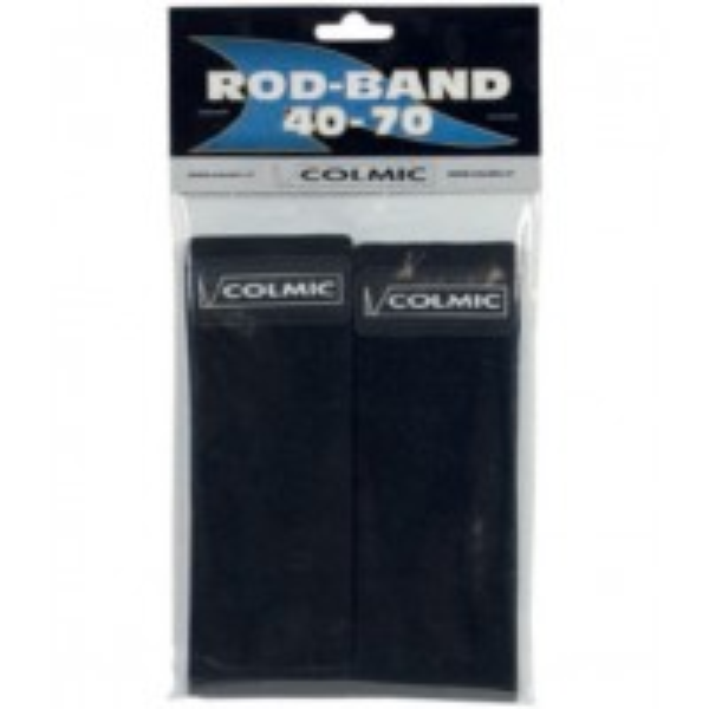 Banda Neopren pentru Protectie Lansete Colmic Rod-Band 40-70, 2buc/set