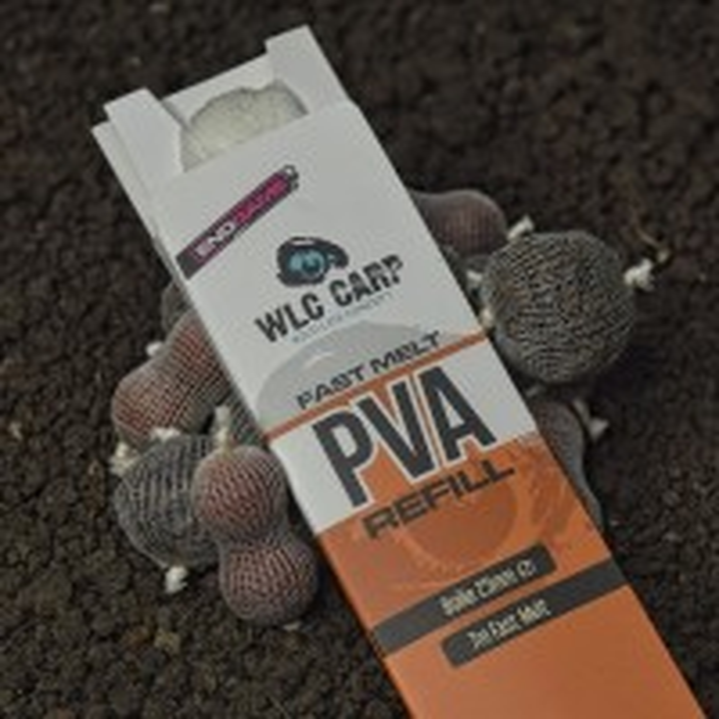 Rezerva Plasa Solubila WLC Carp Fast Melt PVA Refill, 7m