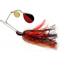 Spinnerbait Storm R.I.P. Spinnerbait Colorado, Black Widow, 28g