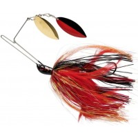Spinnerbait Storm R.I.P. Spinnerbait Willow, Black Widow, 28g