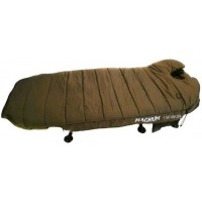 Sac de Dormit Carp Spirit Magnum Standard Sleeping Bag, 5 Sezoane, 220x95cm