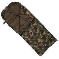 Sac de Dormit Gardner Crash Bag Camo, 3 Sezoane