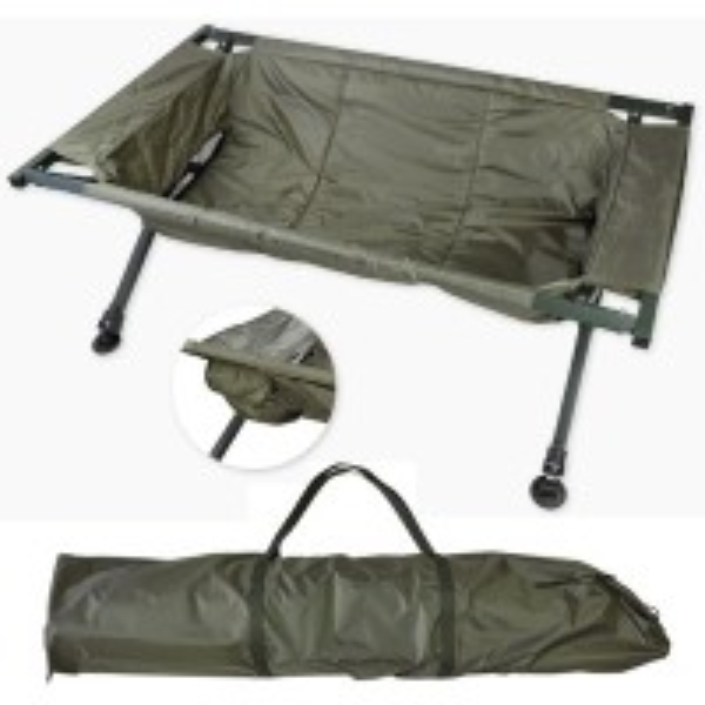 Saltea Primire Carp Zoom Adjustable 4 Leg Carp Cradle, 120x69x43cm