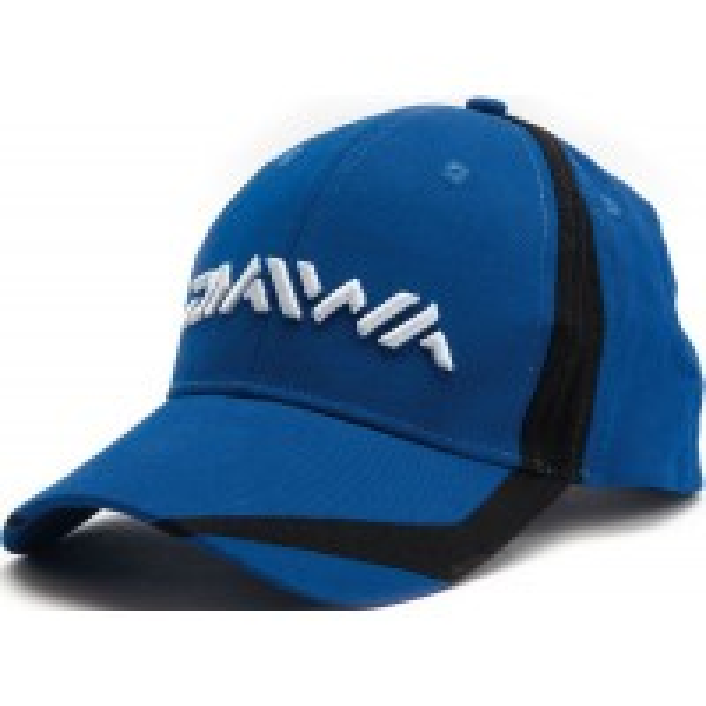 Sapca Daiwa Flash D Logo, Albastru/Negru