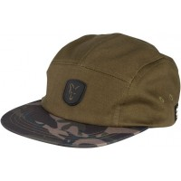Sapca FOX Khaki/Camo Volley Cap