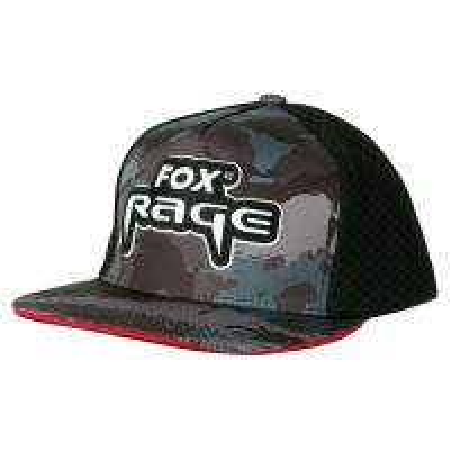 Sapca Fox Rage Trucker Cap, Camo