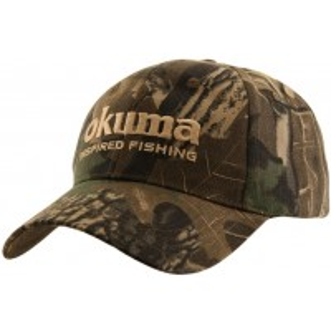 Sapca Okuma Full Back Camouflage