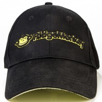 Sapca RidgeMonkey The General Baseball Cap Black