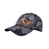 Sapca Savage Gear Black Camo