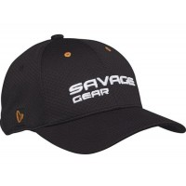 Sapca Savage Gear Sports Mesh, Culoare Black Ink