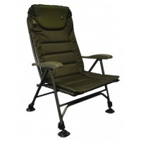 Scaun Carp Spirit High Back, Olive, 55x47x115cm