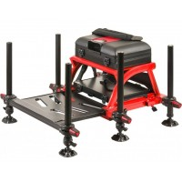 Scaun Modular Trabucco Seatbox GNT-X36 Station Base, Red Edition