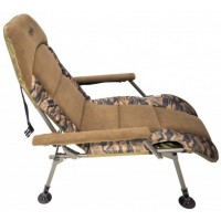 Scaun Trakko Arm Chair ALU 201051A, Cotiere din Fleece, 52x62/38-48cm